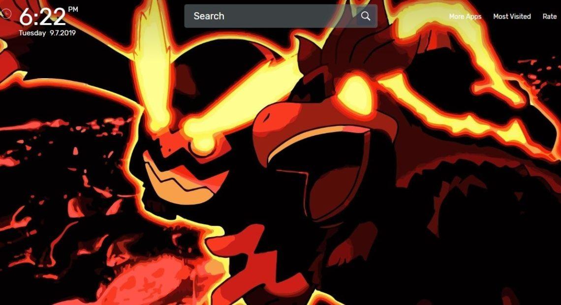 Pokemon Showdown Wallpapers HD New Tab Theme - chrome ...