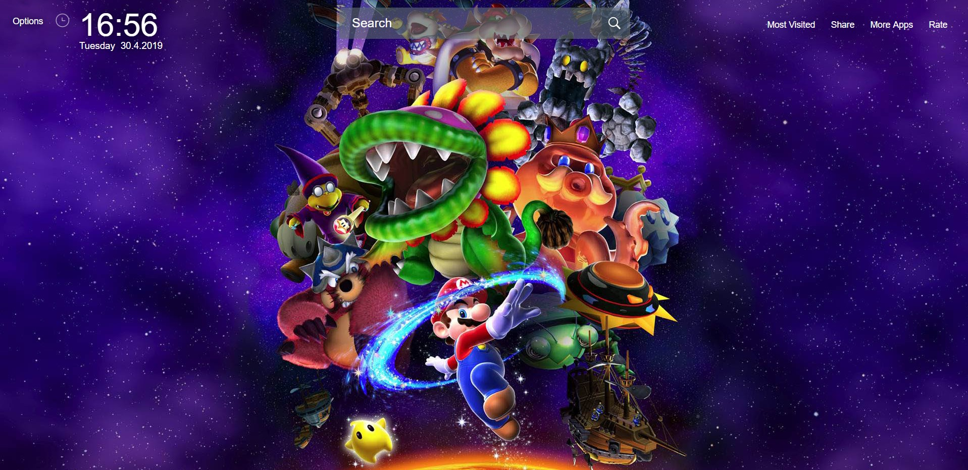 Nintendo Game Wallpapers HD New Tab Theme - chrome ...